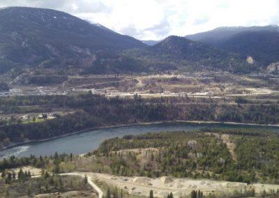 Columbia River & Castlegar